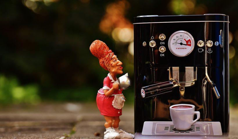 Krups Kaffeevollautomat EA 8100