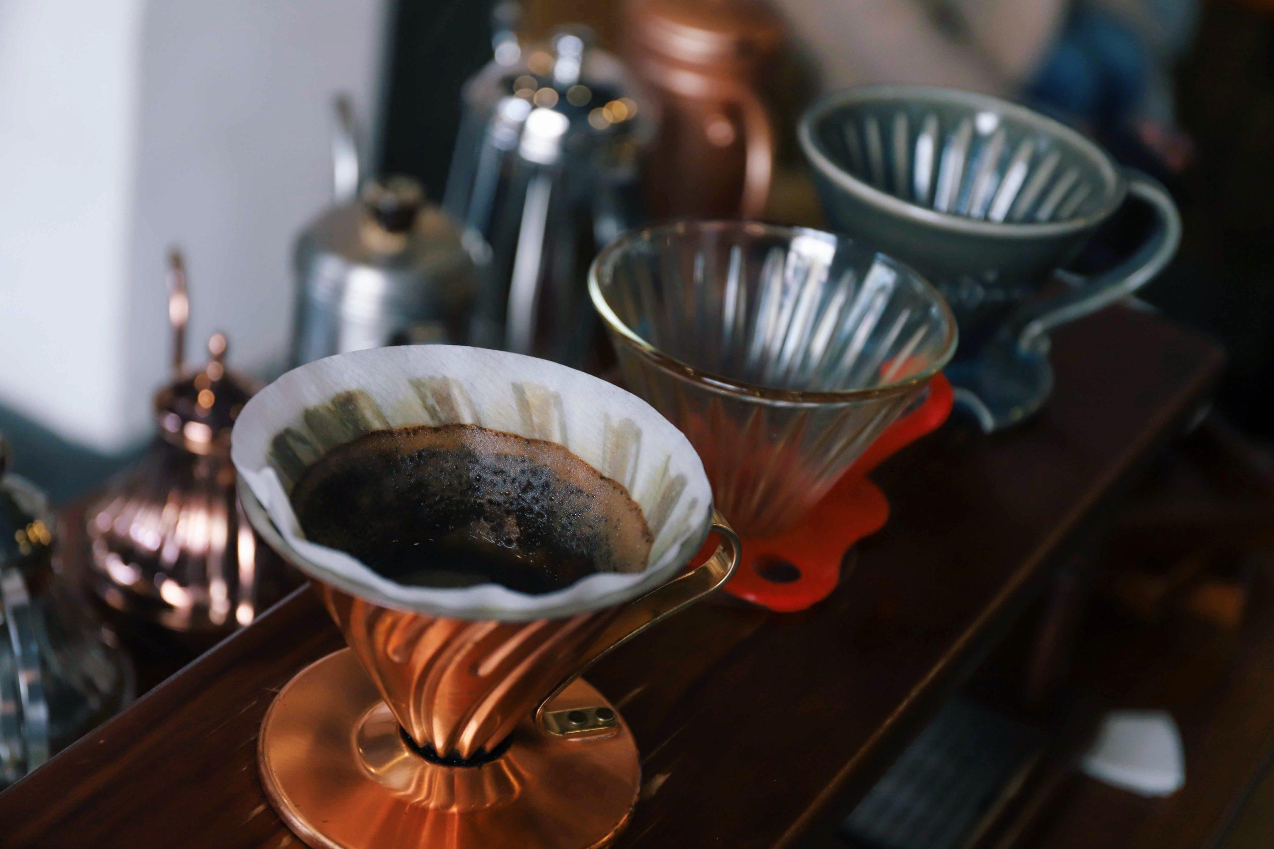 permanentfilter - kaffeemaschine