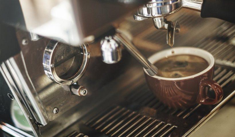Silikonspray-Kaffeemaschinen-Kaffeevollautomaten