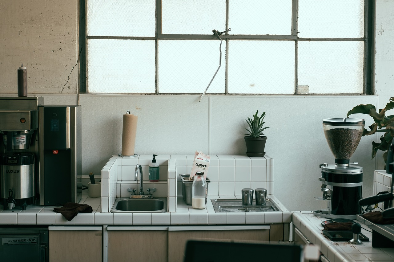 Studio-Kaffeemaschine