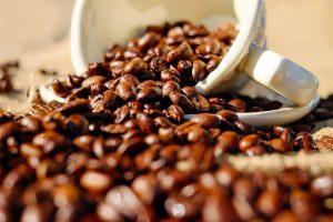 Baustellen Kaffeemaschine