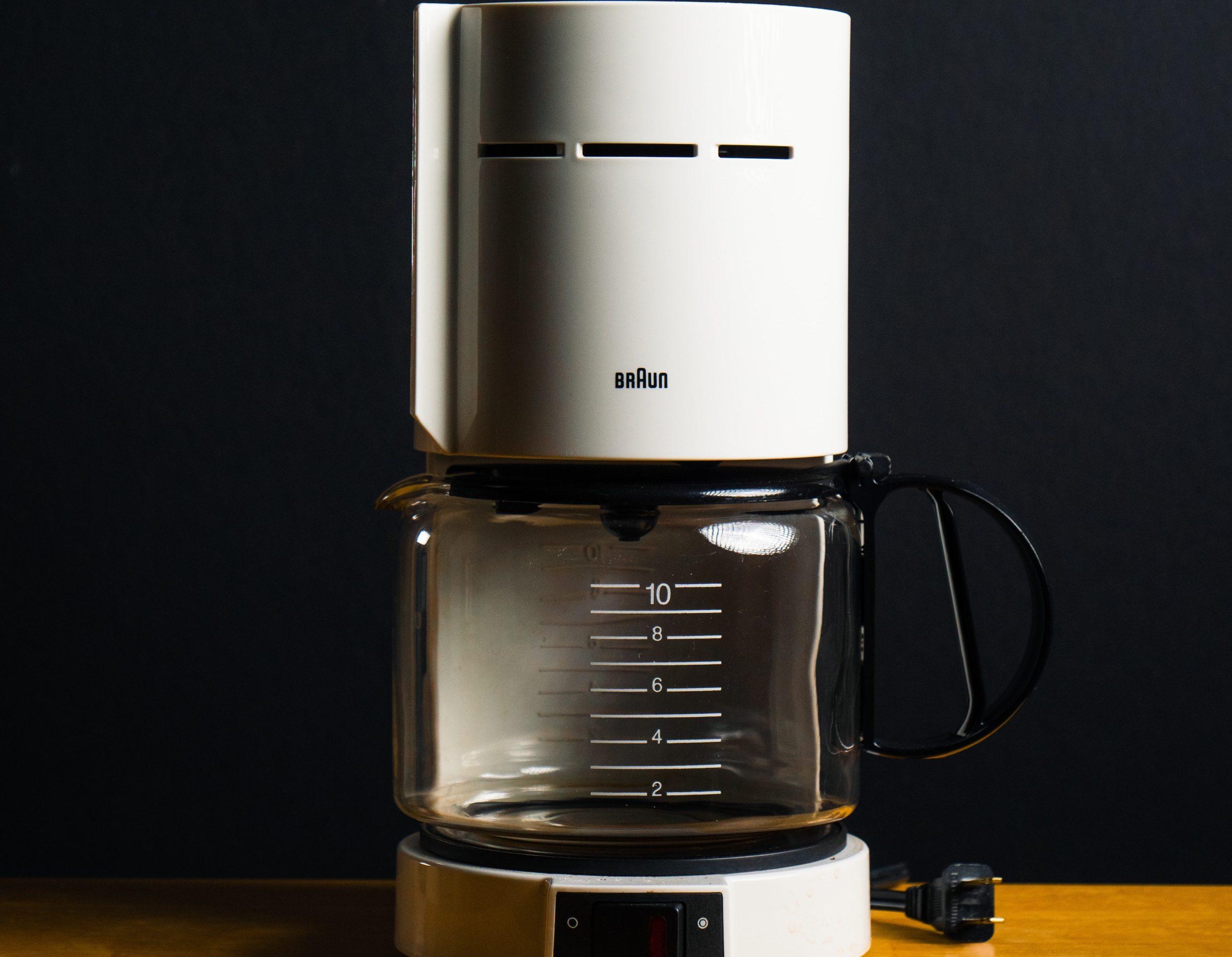 schwallbruehverfahren - Kaffeemaschinen