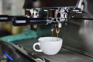 Siebträgermaschine für besten Kaffeegenuss