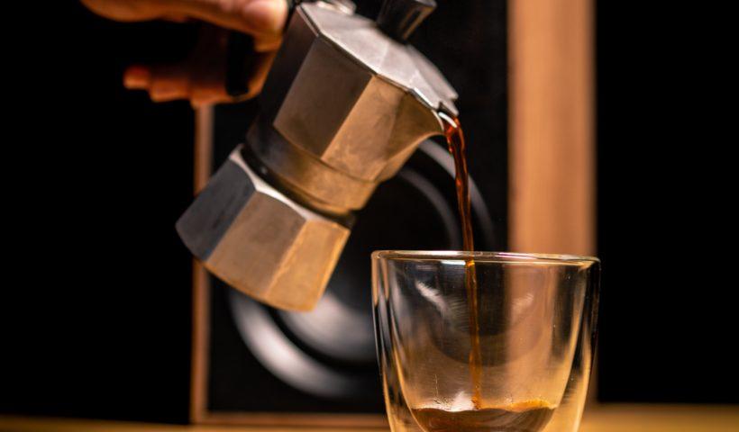 vigano - espressokocher